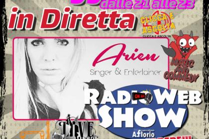 Arien Singer & Entertaner ad EVENTUALMENTE PROTAGONISTA