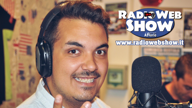 Dj Alex Breccia a RadioWebShow