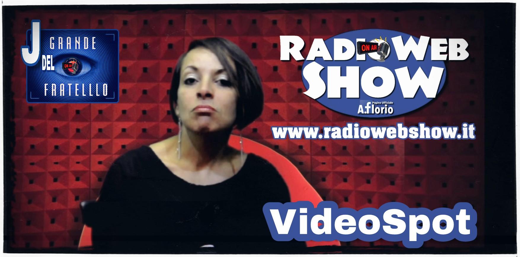 Spot RadioWebShow con J del Grande Fratello