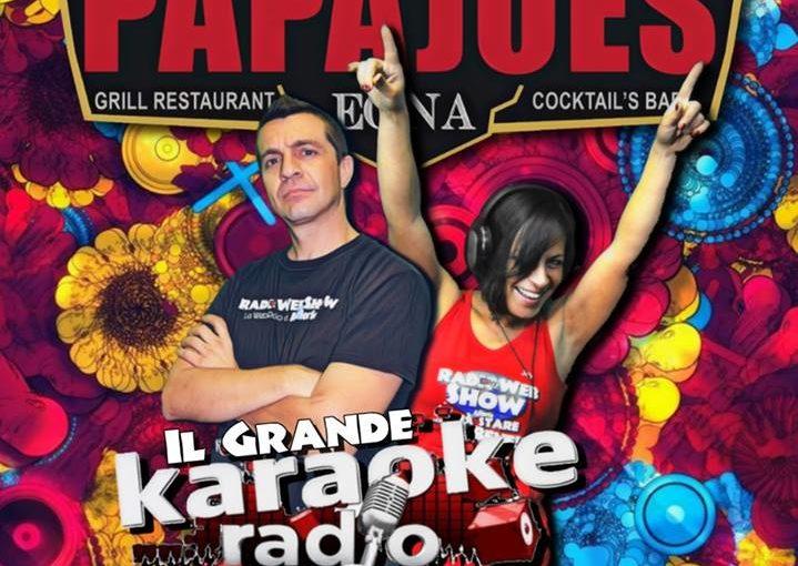 Il Grande KaraokeRadioShow versione inedita – EXCLUSIVE