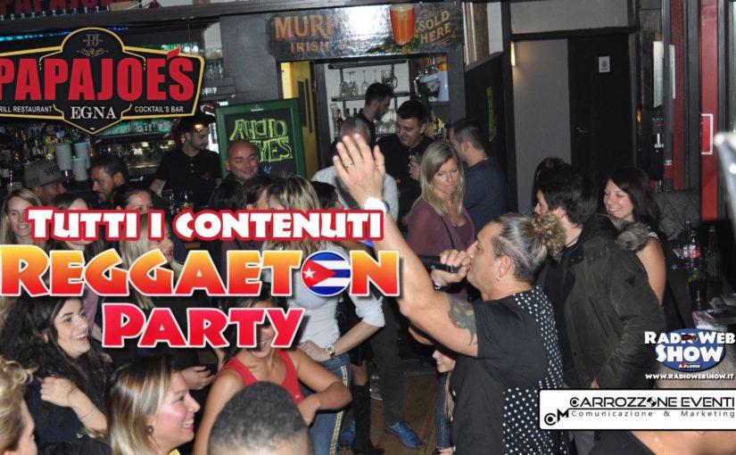 Reggaetton Party al Papa Joe'S di Egna – Tutti i contenuti di una MEGA festa!