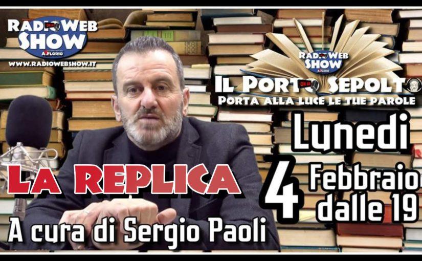 """La REPLICA de """"Il Porto Sepolto"""" Puntata 1"""