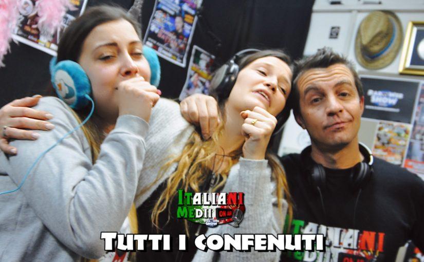 Italiani Medii On Air Puntata 20 dedicata a i cartoni Disney – REPLICA e tutti i video esclusivi.