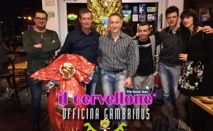 La Classifica de IL CERVELLONE AL GAMBRINUS