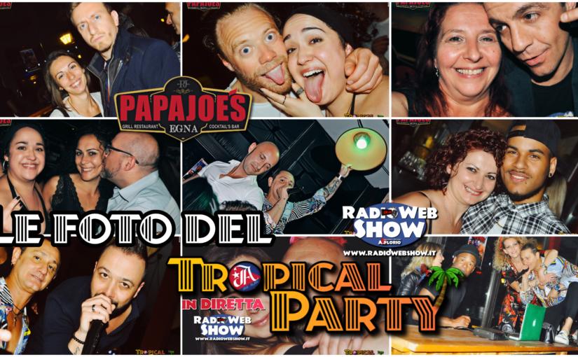 ANTEPRIMA Le FOTO del TROPICAL PARTY 100%CUBA