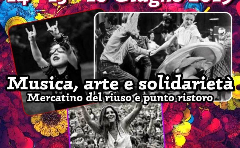 Music Factory LiveFlowers l'evento In collaborazione con Comune di Trento Politiche Giovanili – La seconda EDIZIONE