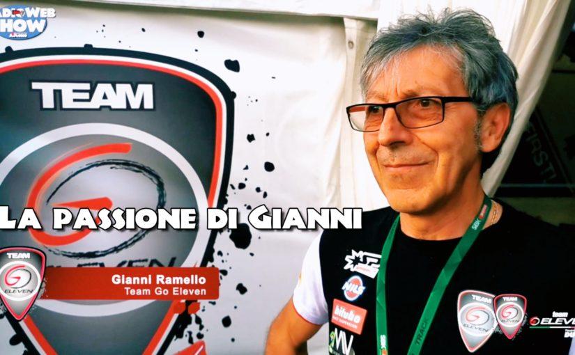 La Passione di Gianni – Team Go Eleven