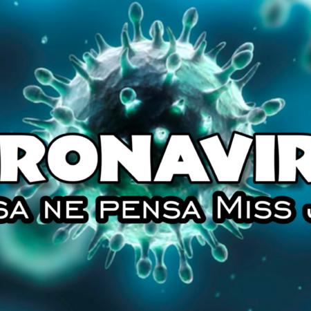 CORONAVIRUS – In questo articolo il pensiero di Miss Jey