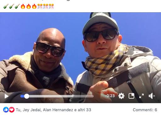 TUTTI AL PAPA JOE'S con il DUO CONGRIS – VIDEO in DIRETTA!